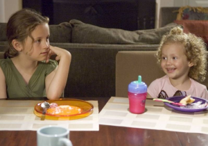 This is what the ADORABLE little girl from 'Knocked Up' looks like now