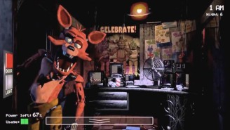 Prepare For More Jump Scares Because 'Five Nights At Freddy's' Is Being Turned Into A Film