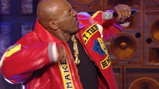 You Okay To Watch Mike Tyson Air-Hump In 'Lip Sync Battle'?