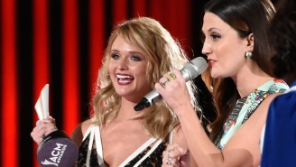 Miranda Lambert's ACM Award win for 'Automatic' was really very gracious