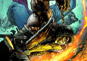 Exclusive: All The Covers For DC's July Video Game Comics, From 'Batman: Arkham Knight' To 'Mortal Kombat X'