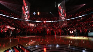THE SIGHT OF THE GALLOWS: Experiencing The Blazers' Playoff Desperation First-Hand