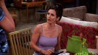 Courteney Cox Hinted At The 'Flakey' Cast Member Who Prevented A 'Friends' Movie