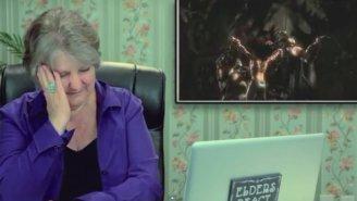 Watch Seniors Be Horrified By The Fatalities Of 'Mortal Kombat X'