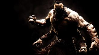 Watch Goro Rip Apart Spines In This New Trailer For 'Mortal Kombat X'