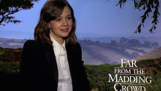 'Far From The Madding Crowd's' Carey Mulligan 'constantly fighting' not to sing in movies