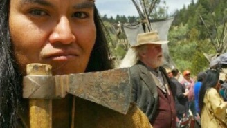 New Video Shows Heated Confrontation Between 'Ridiculous 6' Producers And Native American Actors