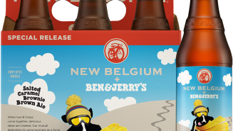 Ben And Jerry's New Ice Cream-Flavored Beer Is Under Fire