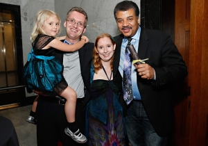 Watch Neil DeGrasse Tyson Talk To This Little Girl About Dyslexia