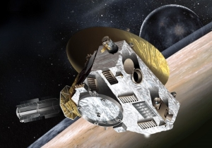 If We Need New Polar Ice Caps, Maybe We Could Import Them From Pluto