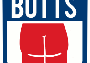 NFL LOGOS AS BUTTS