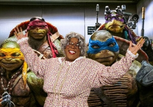 'Teenage Mutant Ninja Turtles 2' Just Added Tyler Perry To Its Cast