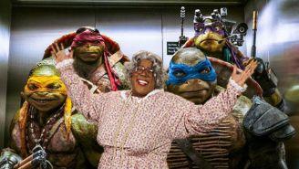 'Teenage Mutant Ninja Turtles 2' Just Added Tyler Perry To Its Cast