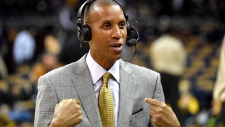 Clippers Fans Chant 'Refs, You Suck,' And Reggie Miller Asks, 'Suck What?' Like He Doesn't Know