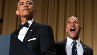 The Obama Anger Translator went to the White House press dinner