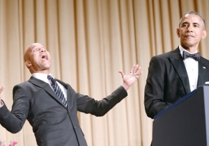 Here Are All The Times President Obama Showed Off His Comedy Skills