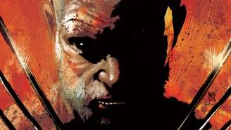 Wolverine LIVES in Marvel's Secret Wars 'OLD MAN LOGAN #1'