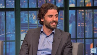 Harrison Ford Dispensed Some Pretty Great Advice To Oscar Isaac On The 'Star Wars' Set