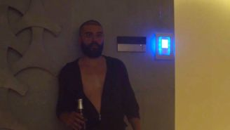 This dance scene in 'Ex Machina' proves Oscar Isaac is the movie star we need