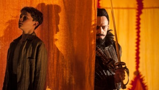 Joe Wright gives Peter Pan a new spin on the set of 'Pan'