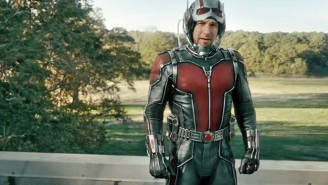 The First Clip From 'Ant-Man' Breaks In