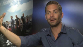 Paul Walker Found The Heart Of The Fast and Furious Franchise
