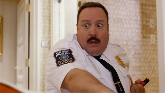 Two Positive Reviews Raised 'Paul Blart 2's Perfect 0% RottenTomatoes Rating To A Triumphant 4%