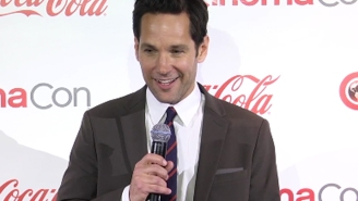 Paul Rudd is 'trying really hard' to get Ant-Man in an 'Avengers' movie