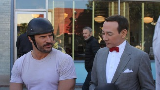 Joe Manganiello Will Put Clothes On For 'Pee Wee's Big Holiday'