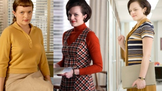 An Ode to 'Mad Men's Peggy Olson and her nutty clothes, by ranking every outfit