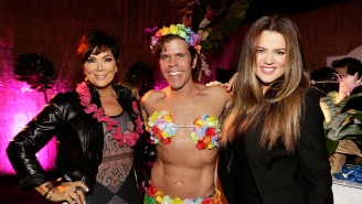 Perez Hilton And Kris Jenner Got Into It On Twitter Last Night During The Bruce Jenner Interview