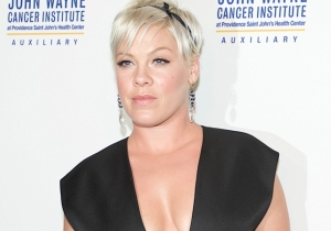 Pink Recalled The Time She Cursed Out Prince For Turning Down A Collaboration With Her