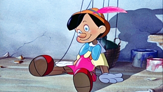 Disney Is Developing Yet Another Live-Action Version Of 'Pinocchio' Because Why Not?