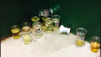 Fans Had To Use Their Beer Cups As Toilets At The Wrigley Field Home Opener