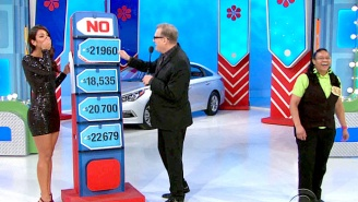 This 'Price Is Right' Spokesmodel Screwed Up And Accidentally Won Somebody A Car