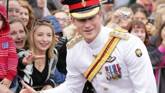 'Selfies Are Bad': Prince Harry Refuses To Take A Selfie With An Admirer In The Most Gentlemanly Way