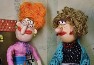 A Woman Dumped Her Boyfriend For Her 16 Creepy Puppet 'Children'