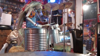 This Puppet Drumming Rush's 'Tom Sawyer' Will Shame You Into Never Playing Music Again
