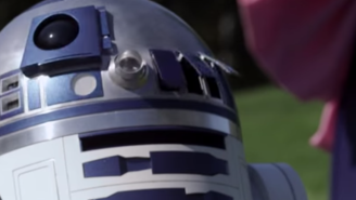 261 days until Star Wars: 'Artoo in Love' wonders if droids dream of electric soulmates