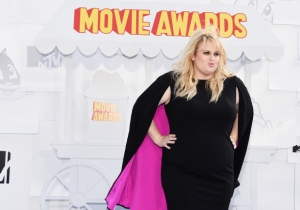 Rebel Wilson Debuted A 'Pitch Perfect 2' Clip By Talking About Her Vagina