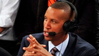 Reggie Miller Does Not Know How Puns Work