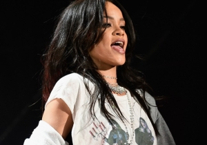 Rihanna Is Not 'Feeling' Indiana's Religious Freedom Laws