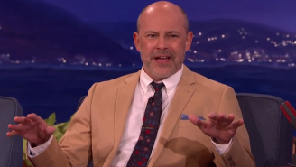 Rob Corddry Is Pretty Sure His Daughter Is A Witch