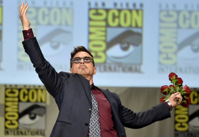 Robert Downey Jr in all his glory
