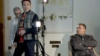 Robert Downey, Jr. Doesn't Regret Walking Out Of That Interview: 'I Wish I'd Left Sooner'