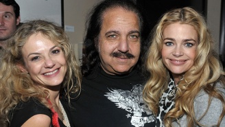 How Did Porn Star Ron Jeremy Wind Up On This Company's Potluck Invite?