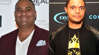 Russell Peters Admitted His Comments About Trevor Noah Stealing His Jokes Were 'A Prank'