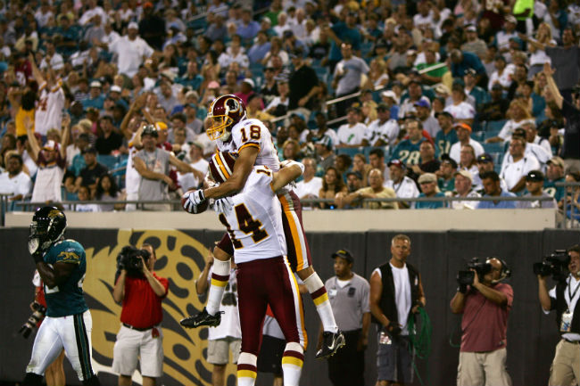Ryan Hoag Redskins