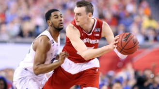 Wisconsin Junior Sam Dekker Announced He Will Be Entering The NBA Draft