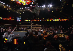 The Best And Worst Of WWE NXT 4/22/15: Alex Riley And The Ragiacs